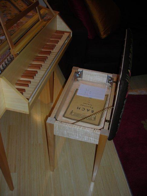 Affleck Piano Tuning Piano Bench Plans